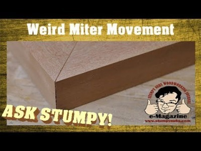 The Amazing Moving Miters