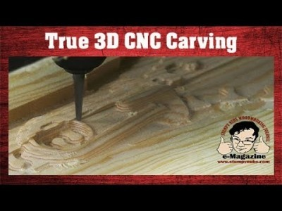 WATCH THIS before you buy a CNC machine for 3D carving