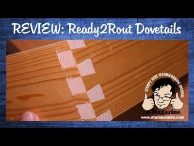 Cutting dovetails with a Ready2Rout CNC router fence and lift