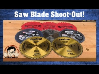 8 Premium Table Saw Blades- Which Ones Provide the Best Bang For Your Buck?