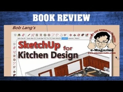 Learn to design kitchen cabinets with Sketchup