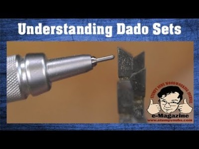 Why your table saw dado set stinks