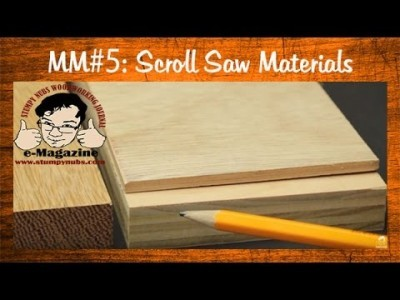 Choosing and preparing your materials