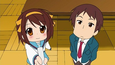 The Melancholy of Haruhi-chan Suzumiya Part 25