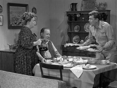 Aunt Bee's Brief Encounter