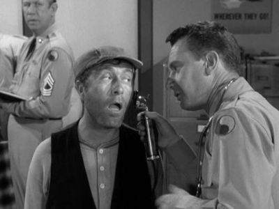 Ernest T. Bass Joins the Army