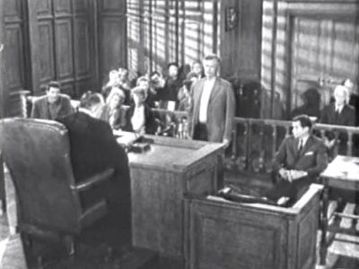 The Clampetts in Court