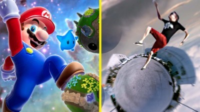 Hardest Video to Make!! | Real Mario Galaxy