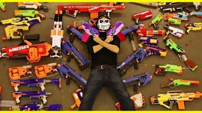 Nerf War Arsenal