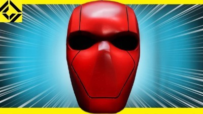 I Try to Make My First Red Mask