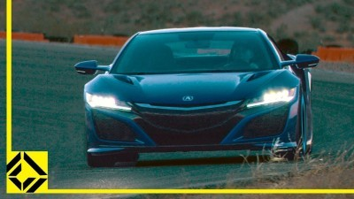 Will Wren Crash the $150,000 Super Car? (NSX)
