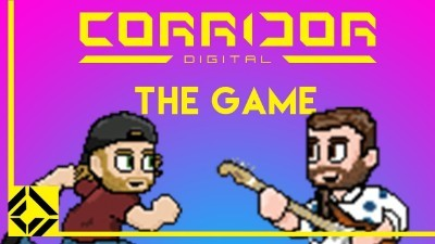 The Corridor Video Game