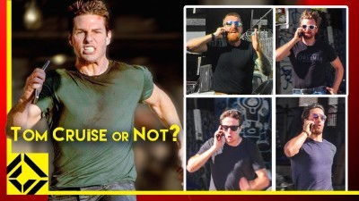 Tom Cruise Impersonator Olympics