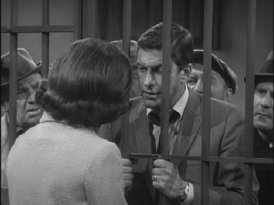 Dear Mrs. Petrie, Your Husband is in Jail