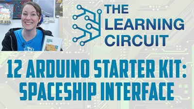 Arduino Starter Kit: Spaceship Interface