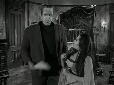 The Midnight Ride of Herman Munster