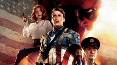 Captain America: The First Avenger (Movie)