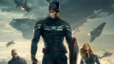 Captain America: The Winter Soldier (Movie)
