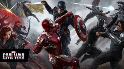 Captain America: Civil War (Movie)