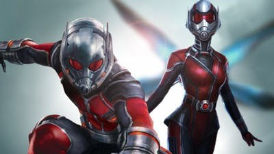 Ant-Man & the Wasp (Movie)