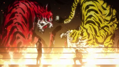 The Fierce Tigers Clash Again