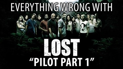 "Everything Wrong With Lost ""Pilot (Part 1)"""