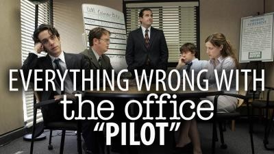 """Everything Wrong With The Office """"Pilot"""""""