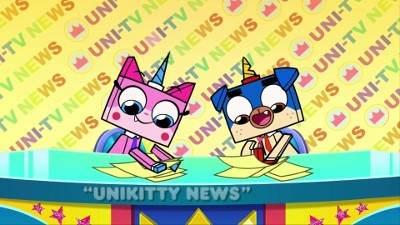 Unikitty News!