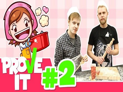Prove It! | Cooking Mama 3 - PART 2