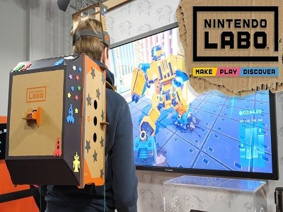 Nintendo Labo Is Brilliant, Creative Fun For All Ages (Even If You're A Grumpy Adult)