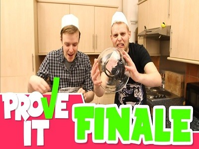 Prove It! | Cooking Mama 3 - LIVE ACTION CHALLENGE