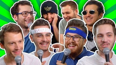 LE GRAND TOURNOI DES YOUTUBERS