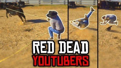 RED DEAD YOUTUBERS, LES APPRENTIS COWBOYS